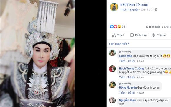 NSƯT Kim Tử Long, Kim Tử Long Thánh đường sân khấu, BB Thanh Mai, Trẻ hóa da