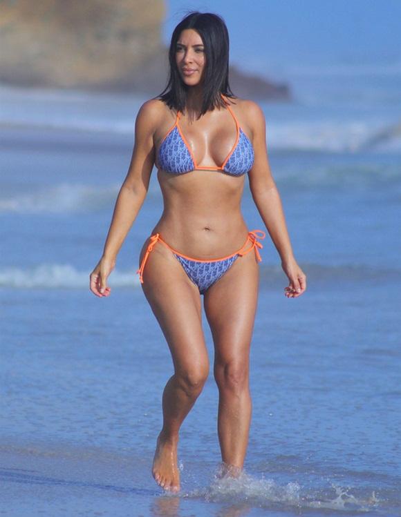 Kim Kardashian, Kim Kardashian nước Anh, Lauren Goodge