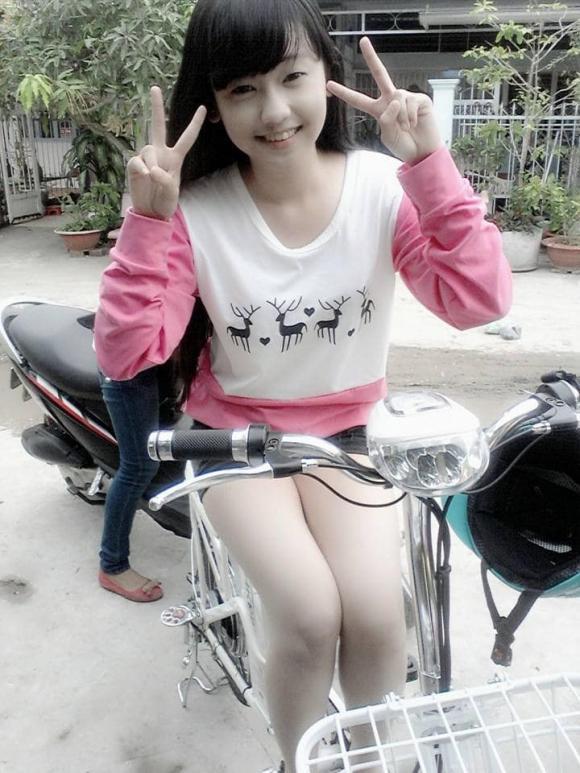 Thúy Vi, hot girl , Phan Thành