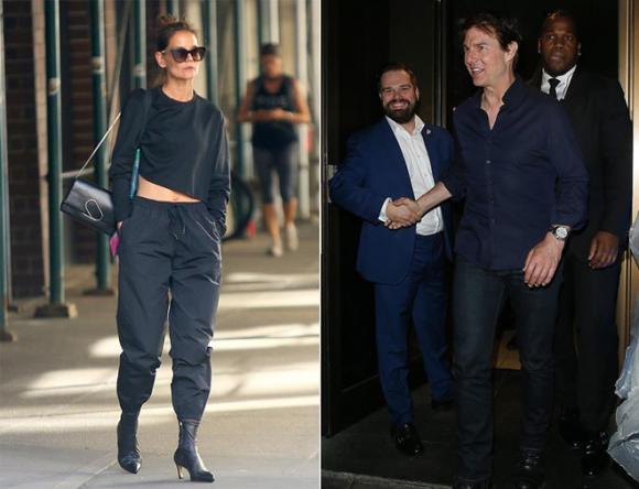 Tom Cruise,Katie Holmes,sao Hollywood