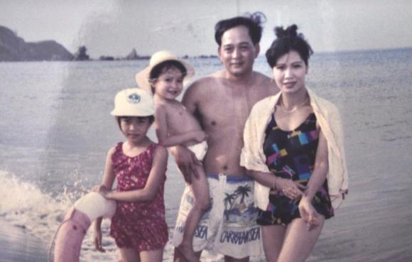 MC Diệp Chi, em gái MC Diệp Chi, sao Việt