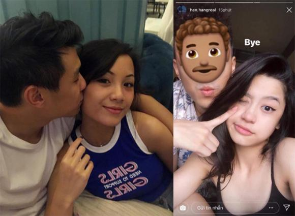 Vlogger Huyme, bạn gái Huyme, Trúc Anh, Hàn Hằng