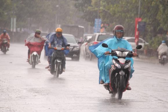 Dự báo thời tiết, Thời tiết miền bắc, Miền bắc mưa to