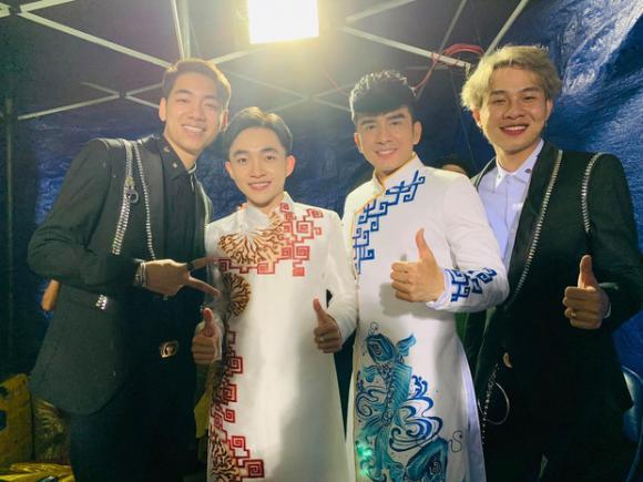 Đan Trường, ca sĩ Jack, ca sĩ K-ICM, sao Việt