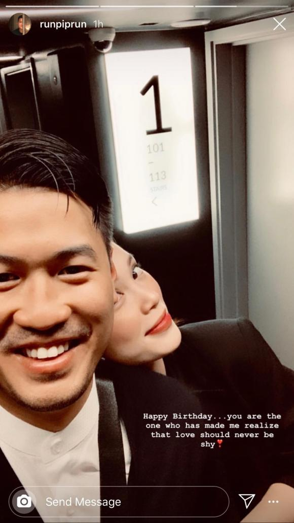 phillip nguyễn, hotgirl Linh Rin, em chồng Hà Tăng, sao Việt