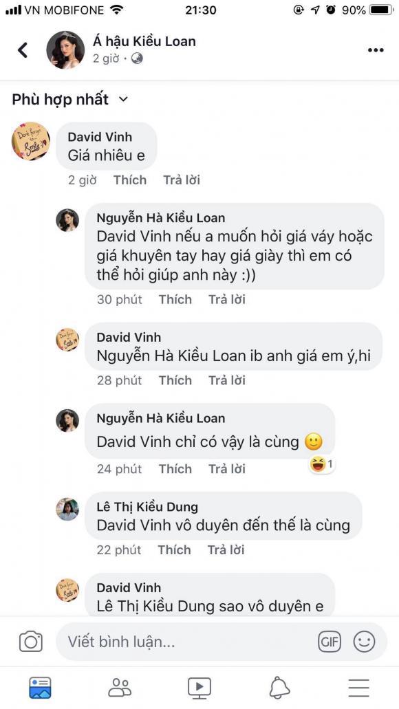 á hậu Kiều Loan, hoa hậu thế giới việt nam 2019, Miss World Việt Nam 2019, sao Việt