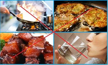 những bộ phận gà không nên ăn, không nên ăn bộ phận này của gà, lưu ý khi ăn thịt gà