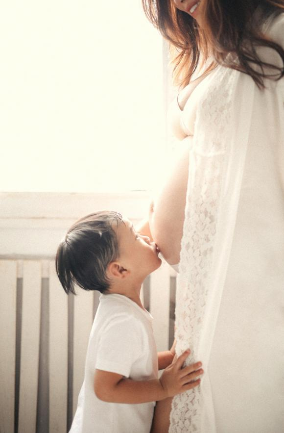 Ưng Hoàng Phúc,Kim Cương,Kim Cương mang thai,sao Việt