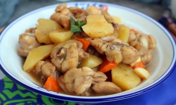 khoai tây, món kị nhau