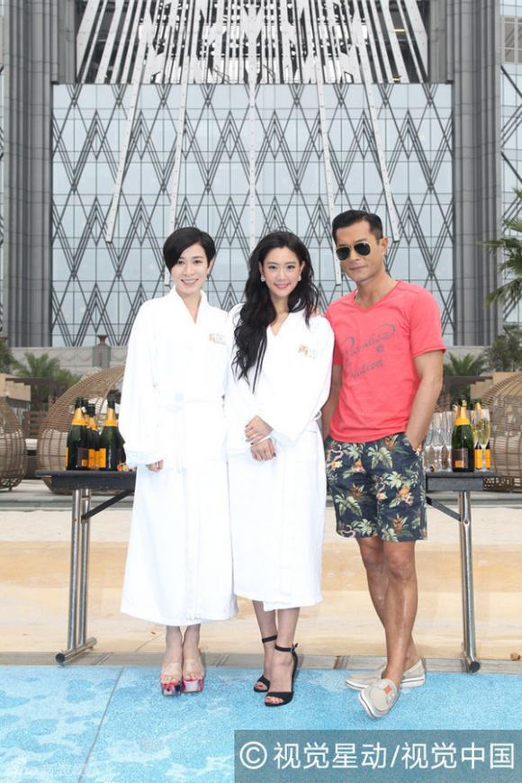 Clara,Xa Thi Mạn,đệ nhất mỹ nhân châu Á