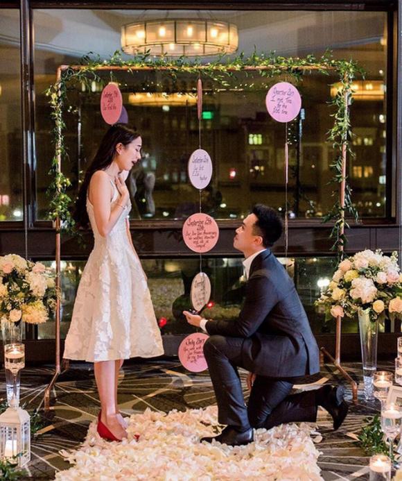 Hot girl Mie Nguyễn khoe nhẫn đính hôn đắt đỏ, hứa hẹn một đám cưới cận kề