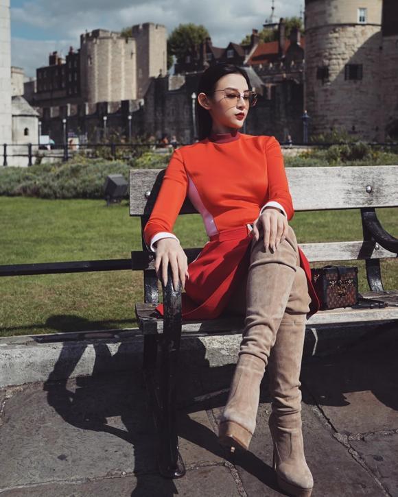 Huyền Baby, Phạm Hương, hot girl