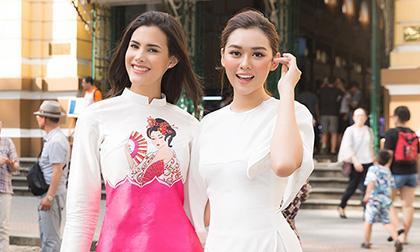 Thùy Linh,Tường San,Kiều Loan,sao Việt