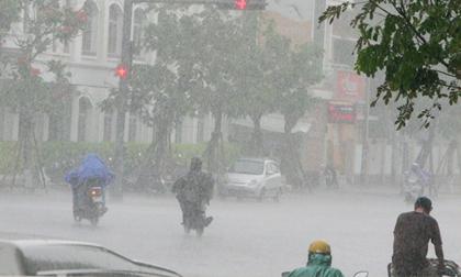 Hà Nội ngập lụt, Dự báo thời tiết, Thời tiết hôm nay