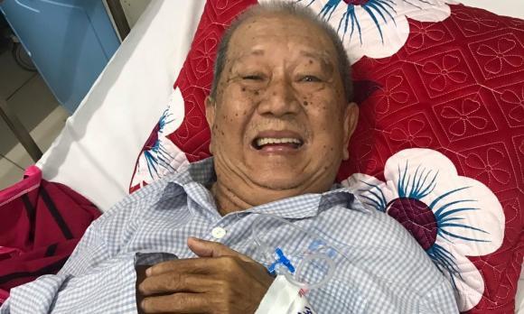 nghệ sĩ Mặc Can, Phương Dung, Thụy Mười , sao Việt