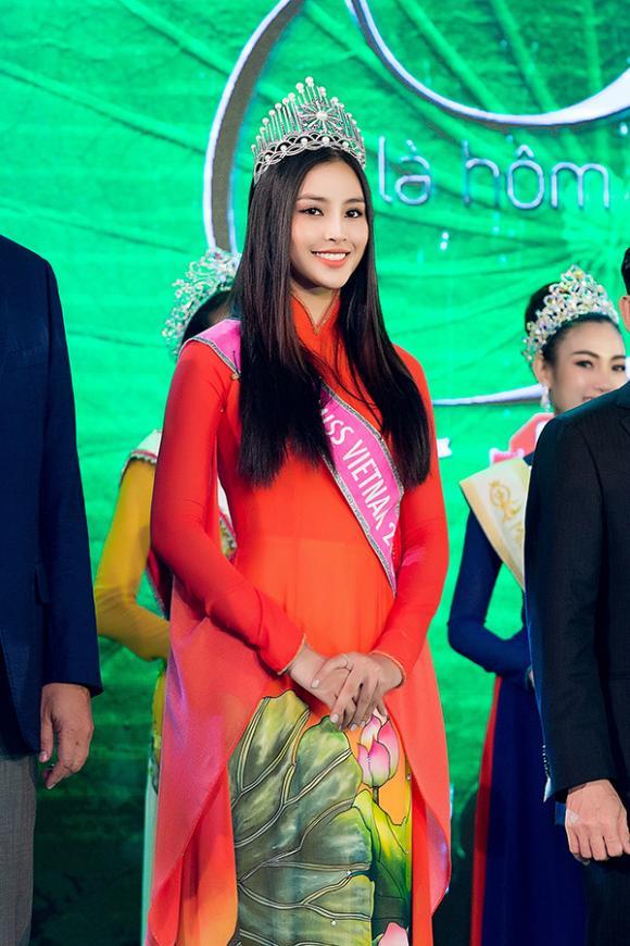 tran Tiểu Vy, sao Việt
