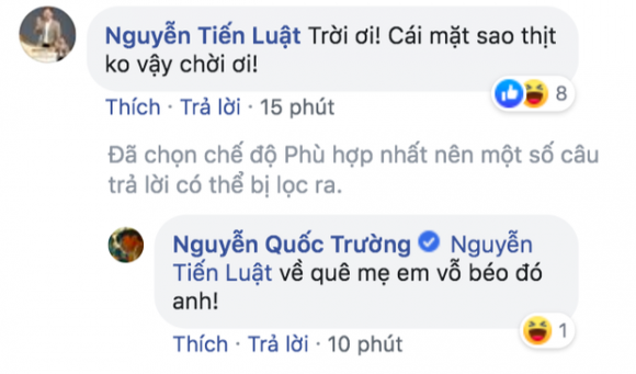 Quốc Trường, diễn viên Về nhà đi con, sao Việt
