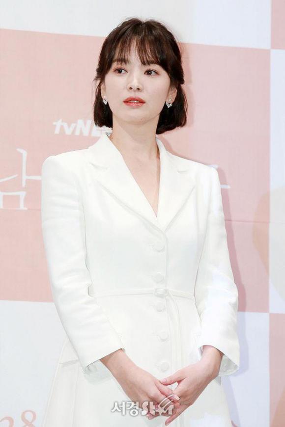 Song Hye Kyo,sao Hàn
