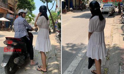 Cô gái bị người đàn ông trung niên sàm sỡ, Bị sàm sỡ khi đang thu quần áo, Mạng xã hội, giới trẻ 2019