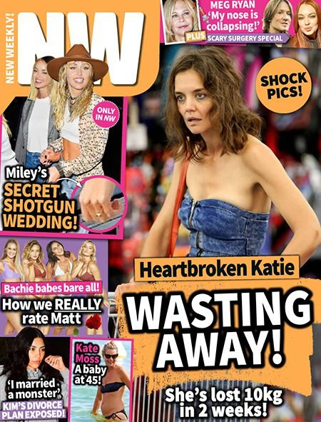 Katie Holmes,vợ cũ Tom Cruise,Jamie Foxx,Katie Holmes trầm cảm,Tom Cruise,sao Hollywood