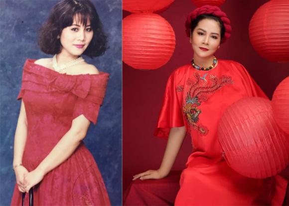 NSND Minh Hằng, NSND Hoàng Cúc, sao Việt