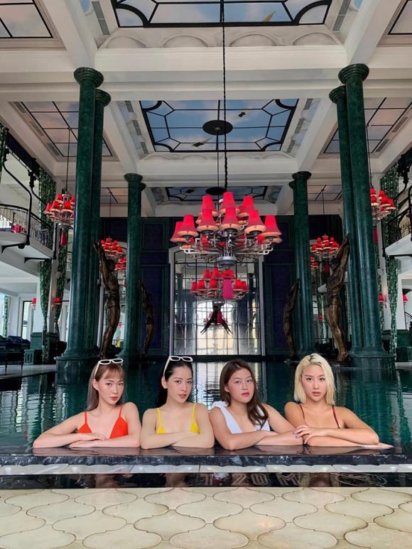 Chi Pu, Chi Pu bikini, Chi Pu gợi cảm, ảnh mới Chi Pu