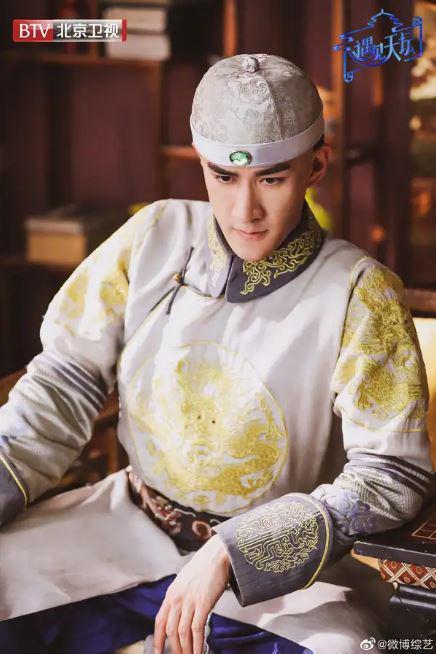 Dương Mịch,Gặp gỡ thiên đàn,Lý Trị Đình,sao Hoa ngữ
