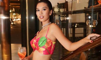 Hà Anh, siêu mẫu  sao việt