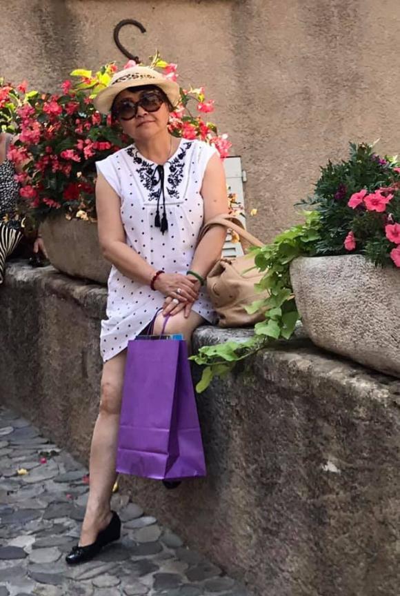 Dành hẳn 2 tuần đi du lịch Pháp, danh ca Hương Lan có trải nghiệm vô cùng đáng nhớ