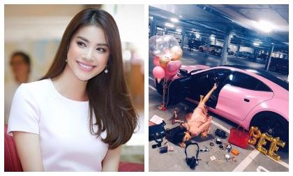Phạm Hương, Hoa hậu Phạm Hương, sao Việt