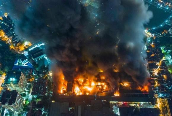 Công ty Rạng Đông, cháy, thủy ngân