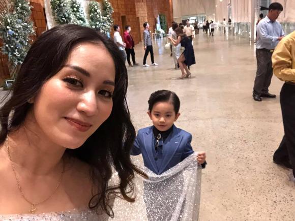 khánh thi, con trai Khánh Thi, sao Việt