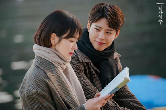Song Hye Kyo đóng cặp với Park Bo Gum,Song Hye Kyo,Song Joong Ki,sao Hàn