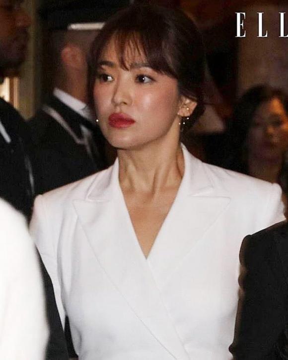 song hye kyo, lão hóa, sao hàn