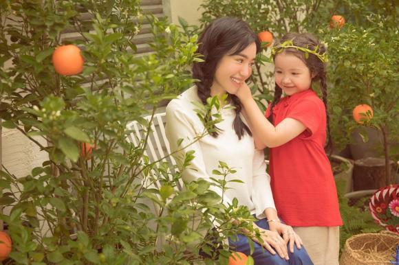 Elly Trần, Elly Trần trung thu, Elly Trần và hai con, ảnh mới Elly Trần, Tết Trung thu