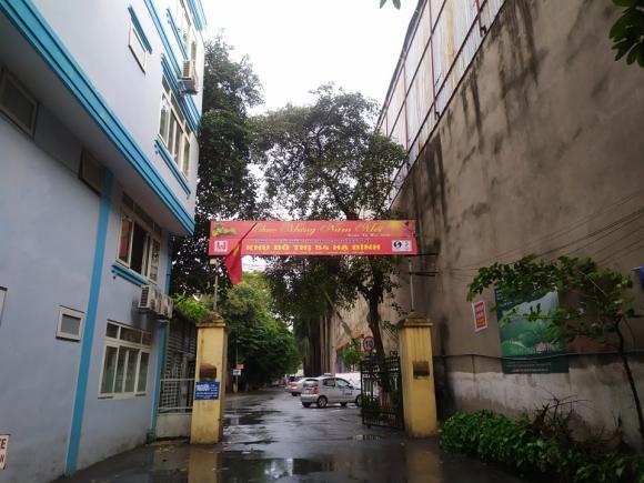 cháy Công ty Rạng Đông, Phố Hạ Đình, Thủy ngân