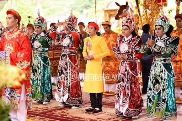 Danh hài Hoài Linh,nghệ sĩ Cát Phượng,diễn viên angela phương trinh, danh hài Thuý Nga, sao Việt, giỗ tổ, tổ nghề