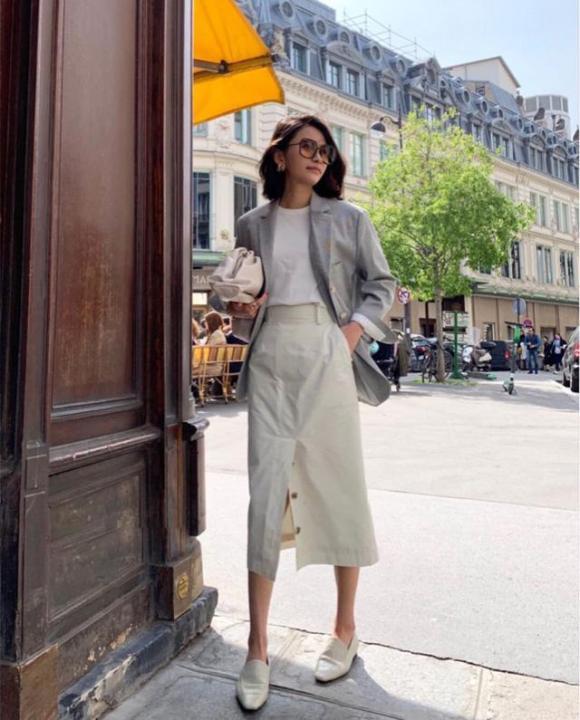 phụ nữ 30, thời trang, khí chất