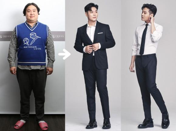 giảm cân, sao hàn giảm cân,