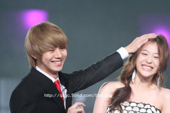 sao hàn, Heechul, Taeyeon