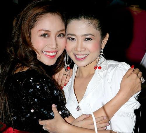 mc ốc thanh vân,diễn viên Mai Phương, sao Việt