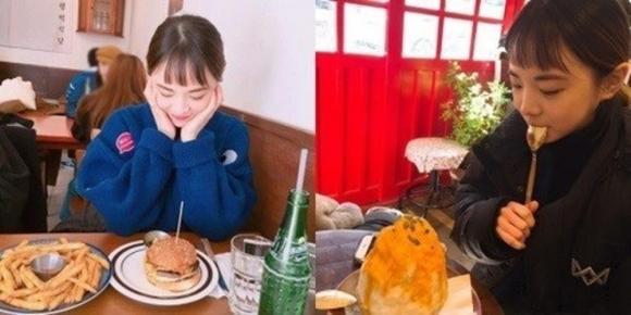 sao hàn, sao hàn rối loạn ăn uống, IU, Jang Na Ra
