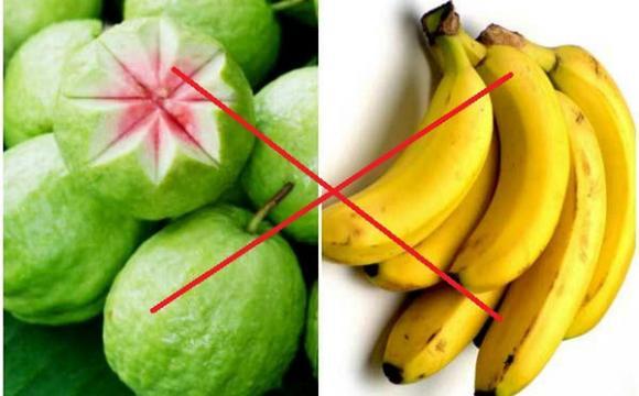 Trái cây kỵ nhau, Dưa hấu, Chuối, Chăm sóc sức khỏe