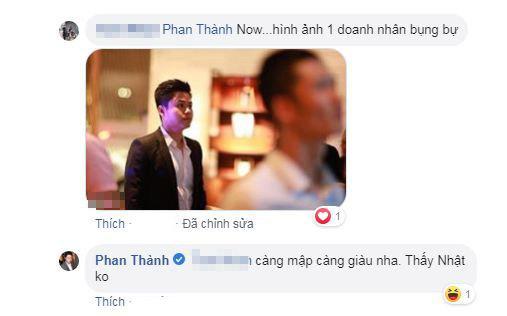 Phan Thành, thiếu gia Phan Thành, tình cũ Midu