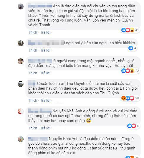 Khải Anh, Thu Quỳnh, Bảo Thanh, sao Việt