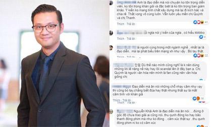 diễn viên Thu Quỳnh, con trai diễn viên Thu Quỳnh, sao Việt