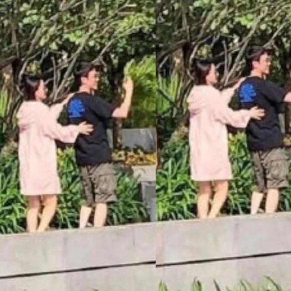 Sau tin đồn ngoại tình, Phùng Thiệu Phong tư tin làm điều này với bà xã Triệu Lệ Dĩnh ở chốn công cộng