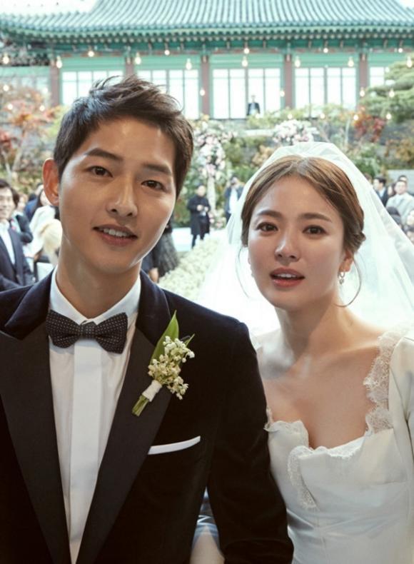 Song Hye Kyo,Song Joong Ki,hôn lễ thế kỷ của Song Hye Kyo,Song Joong Ki và Song Hye Kyo ly hôn,sao Hàn