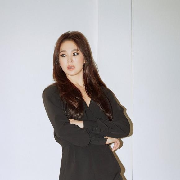song hye kyo, táo bạo, sao hàn
