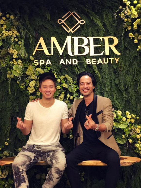 Amber Spa & Beauty, Địa chỉ làm đẹp uy tín